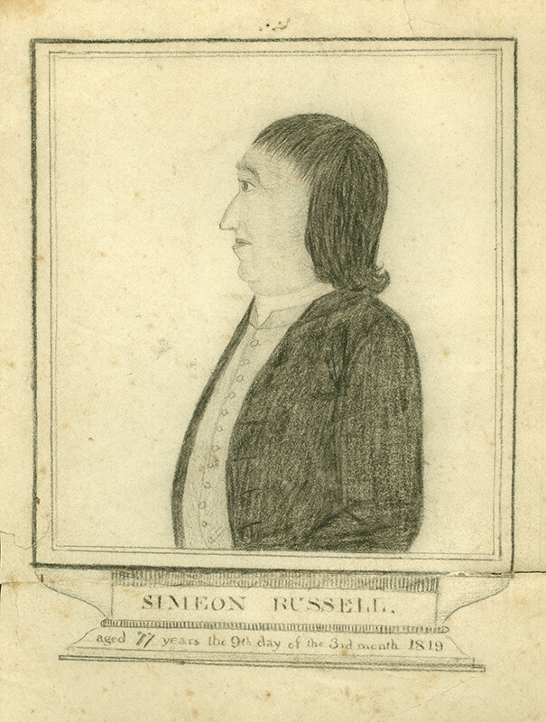 Simeon Russell, 1819