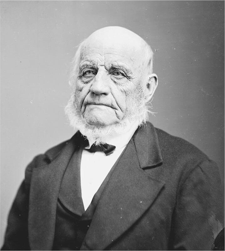 Captain Benjamin Lawrence, 1870s