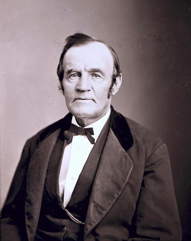 Thomas Nickerson, 1870s