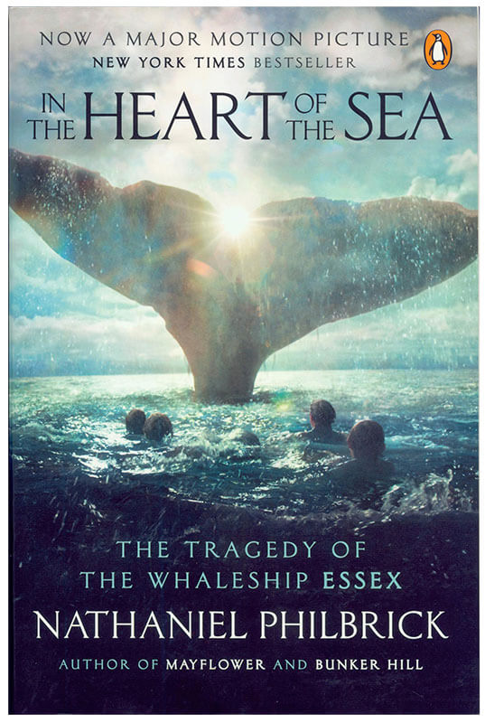 In the Heart of the Sea by Nathaniel Philbrick, 2001